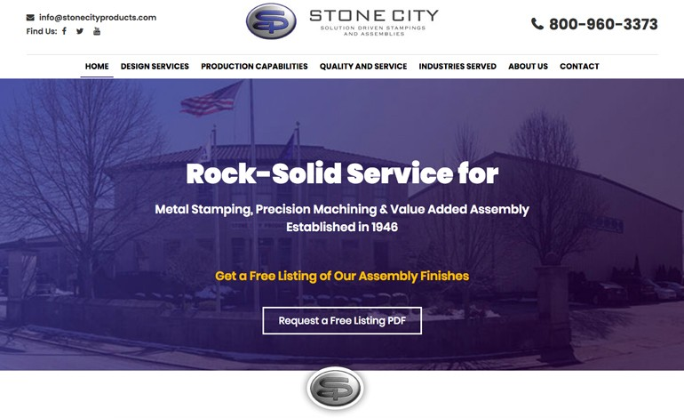 Stone City Products Inc