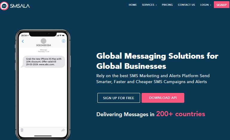Bulk SMS Service Provider- CSSLight