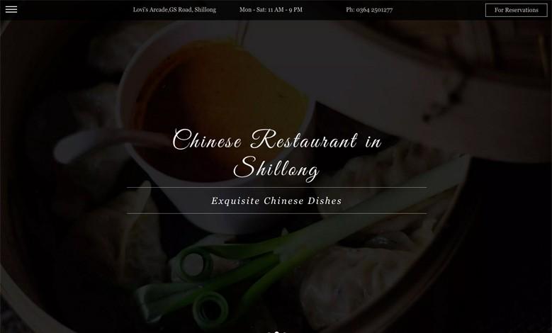 Lamee Restaurant Shillong