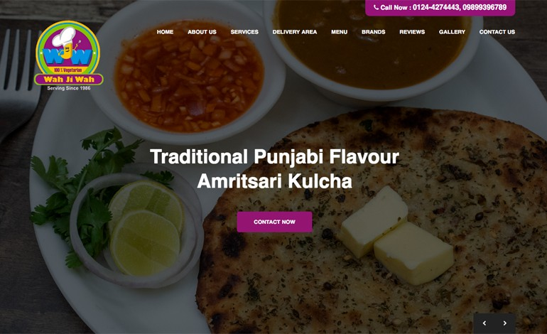 Wah ji Wah restaurant gurgaon