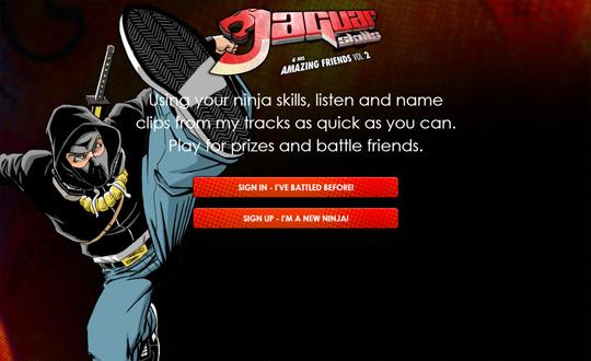 Jaguar Skills Ninja Battle