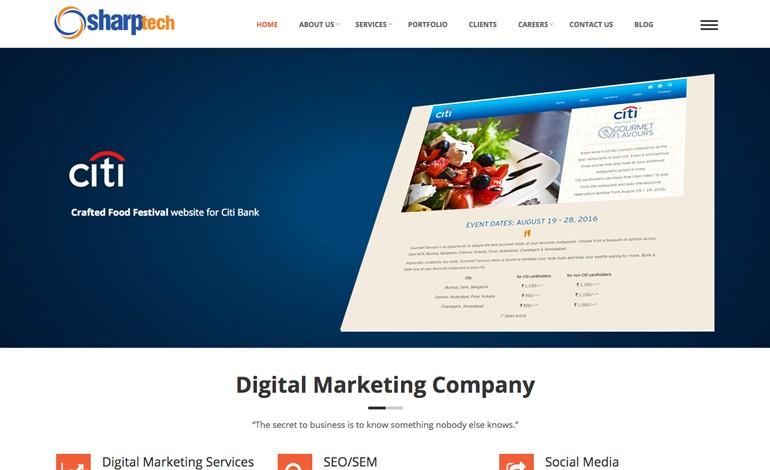 Sharptech Media