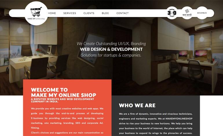 Make My Online Shop