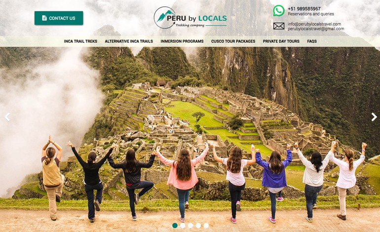 Peru by Locals Travel