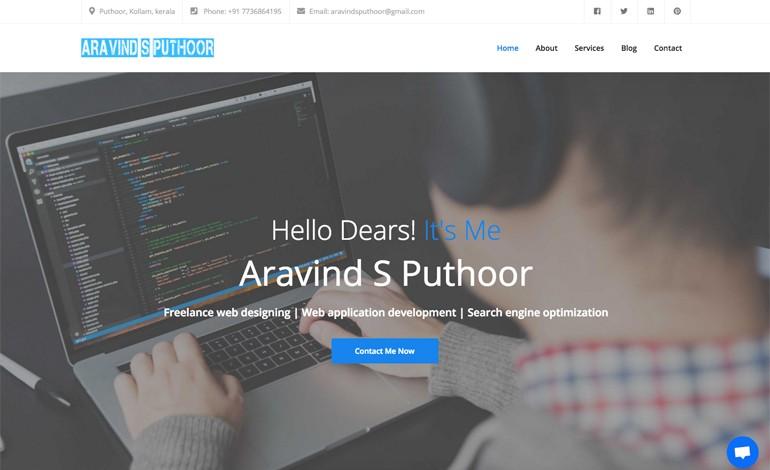 Aravind S Puthoor