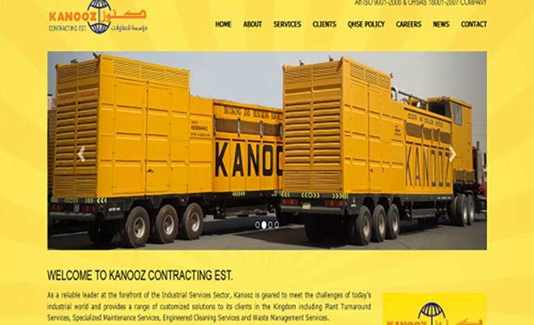 Kanooz contracting