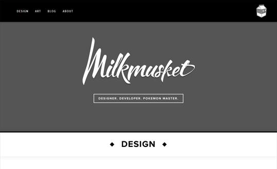 Milkmusket.net