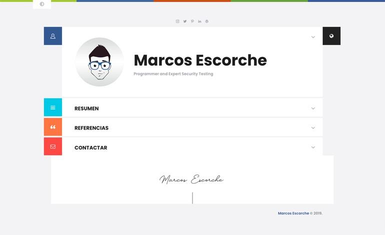 Marcos Escorche