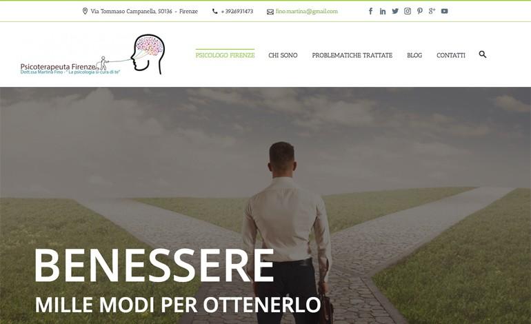 Psicologo Psicoterapeuta Firenze