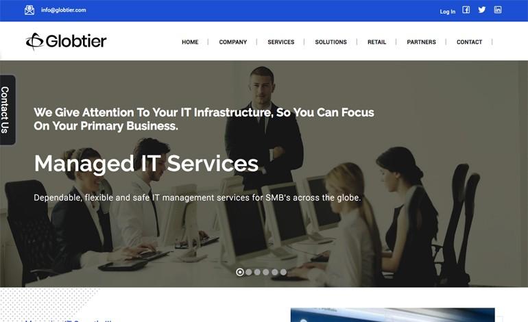Globtier Infotech Inc