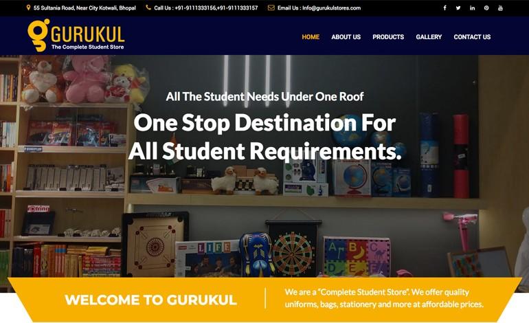 Gurukul Stores
