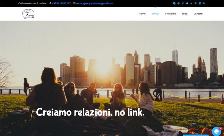 Social Agency