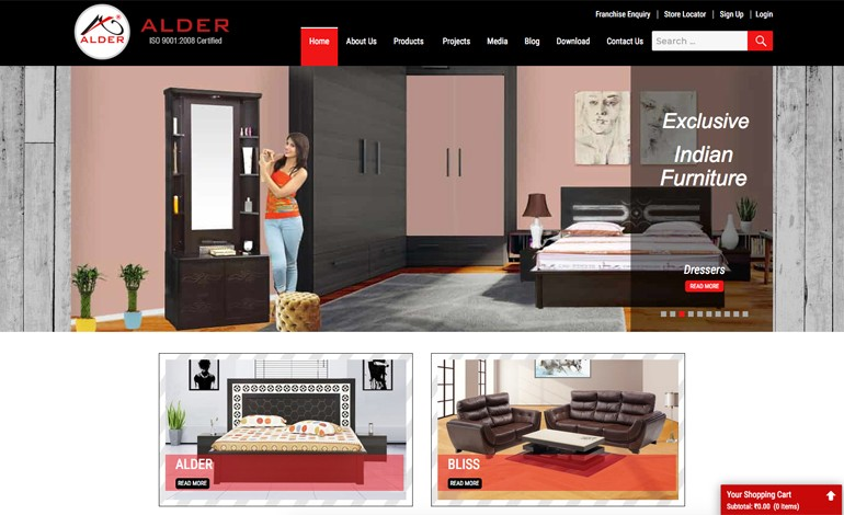 Alder Furniture
