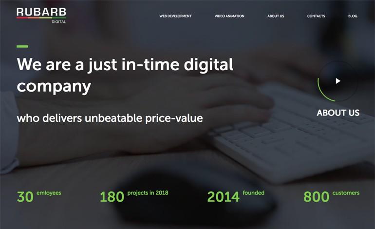 Rubarb Digital