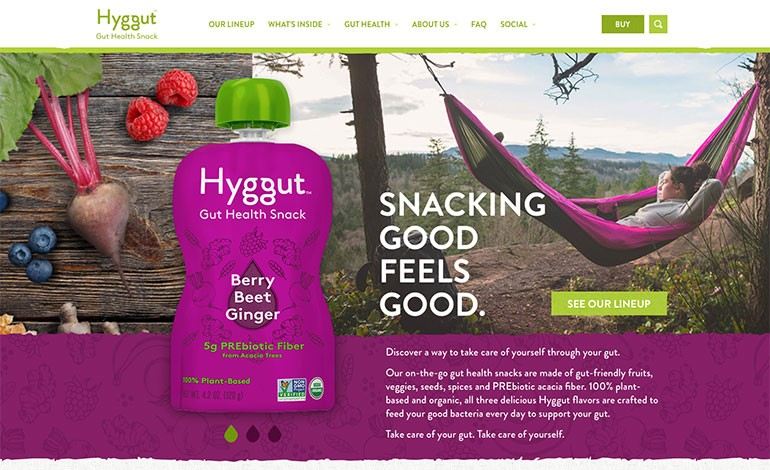 Hyggut Gut Health Snacks