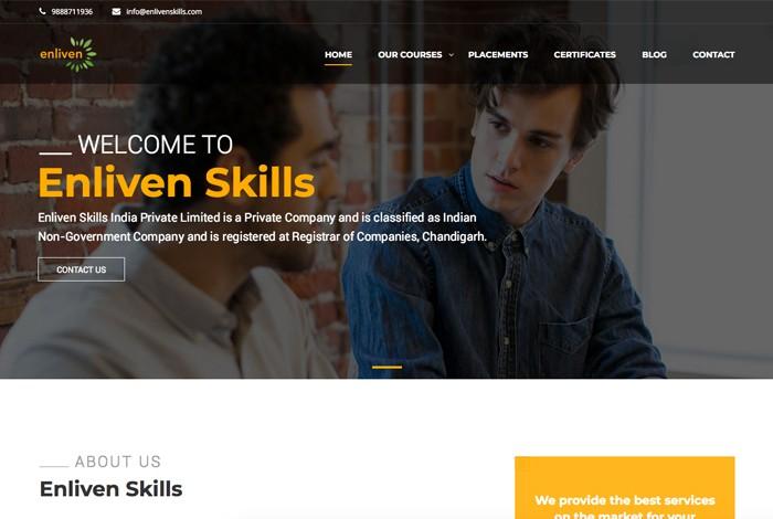 Enliven Skills India Pvt Ltd