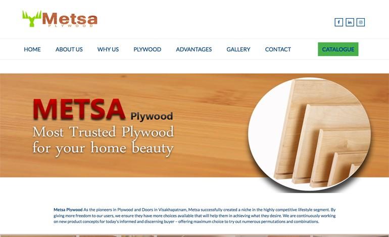 Metsa Plywood
