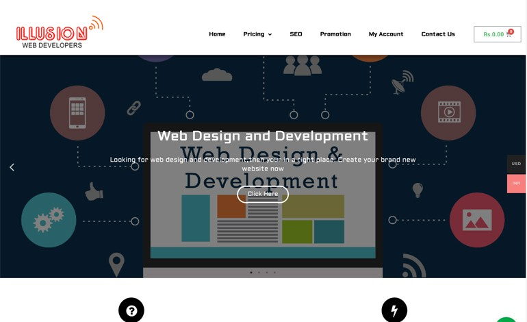 Illusion Web Developers