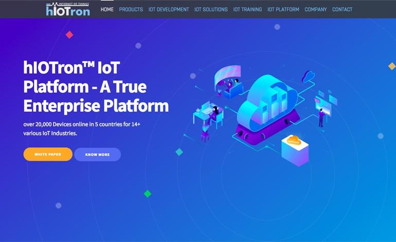 hIOTron IoT Solutions