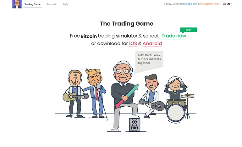 The Trading Game