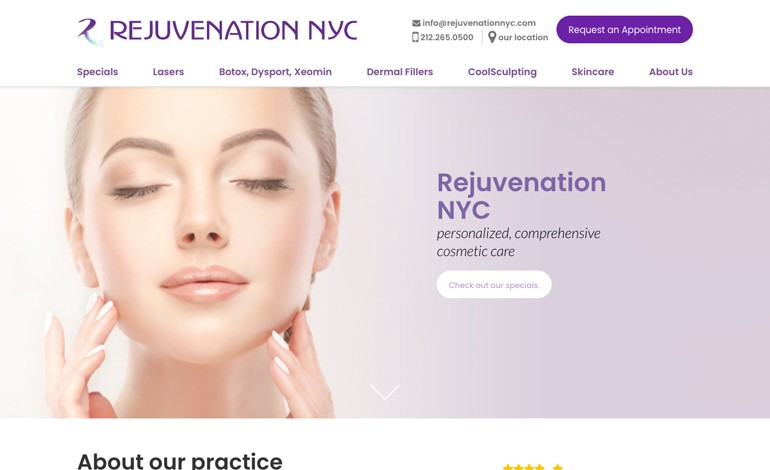 Rejuvenation nyc