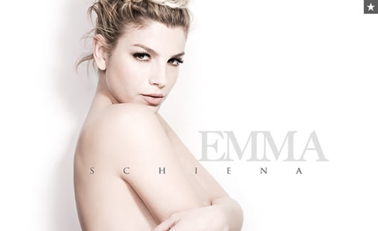Emma Marrone official web site