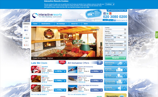 Interactive Resorts