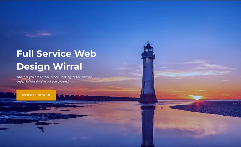 Wirral Web Design