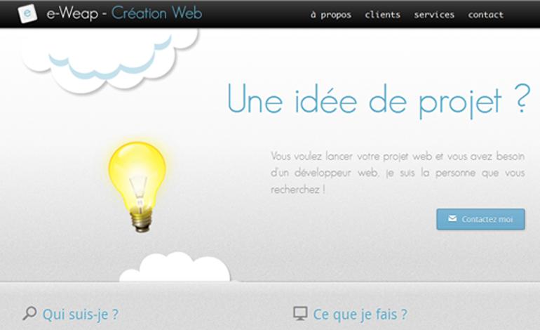 e-Weap - Création Web