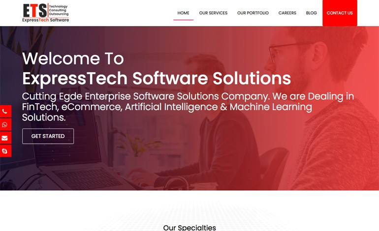 ExpressTech Software Solutions Pvt Ltd