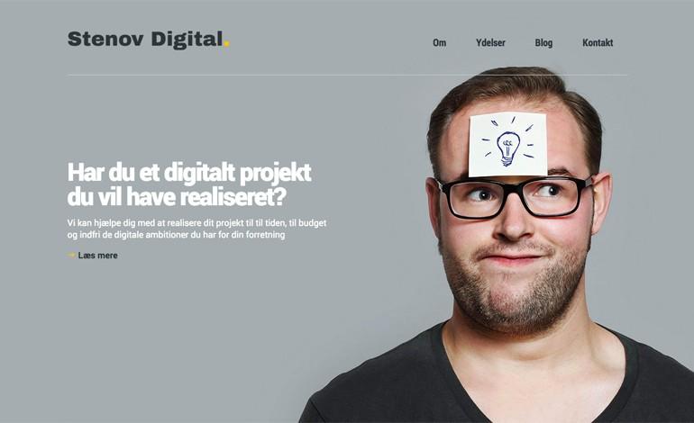 Stenov Digital