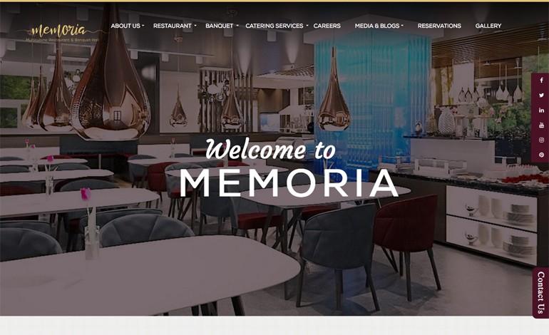 Memoria Multi Cuisine Restaurant