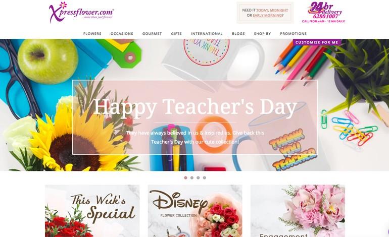 Xpressflower Pte Ltd