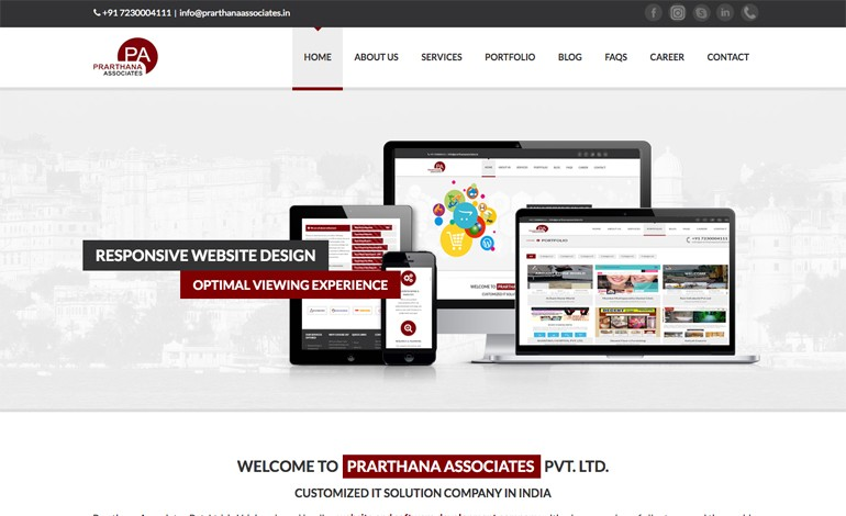Prarthana Associates