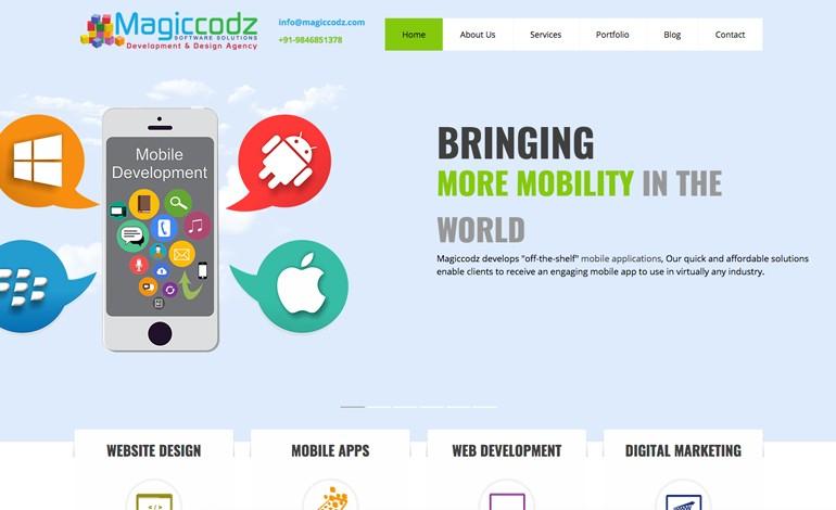Magiccodz Software Solutions