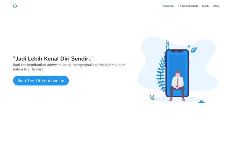 Tes Kepribadian Indonesia