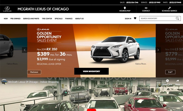 McGrath Lexus Of Chicago