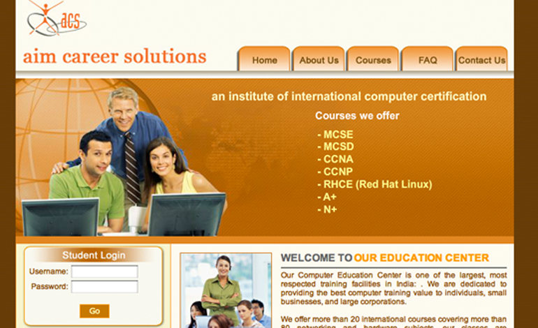 Aim Career Solutions