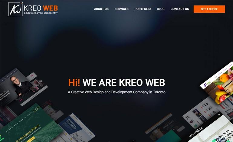 Kreoweb