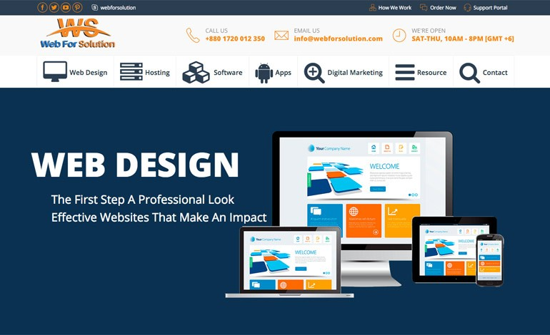 Web For Solution Ltd