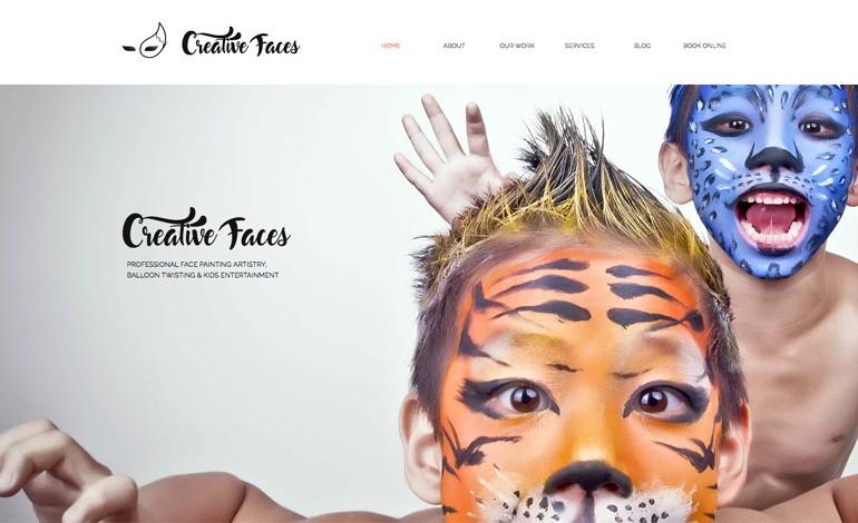 Creative Faces