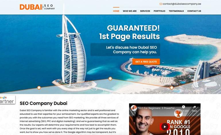 Dubaiseocompany