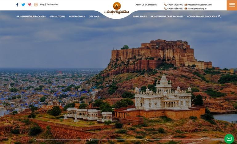 Atulya Rajasthan