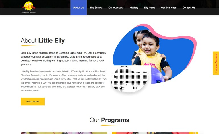 Little Elly Concept Preschool