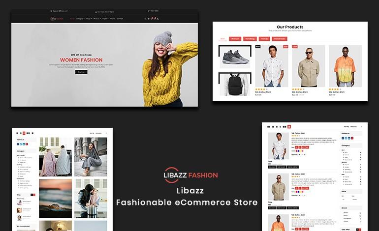 Libazz fashion store