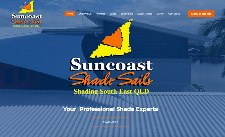 Suncoast Shade Sails