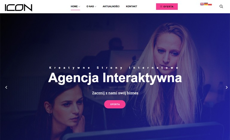 Website Icon Media
