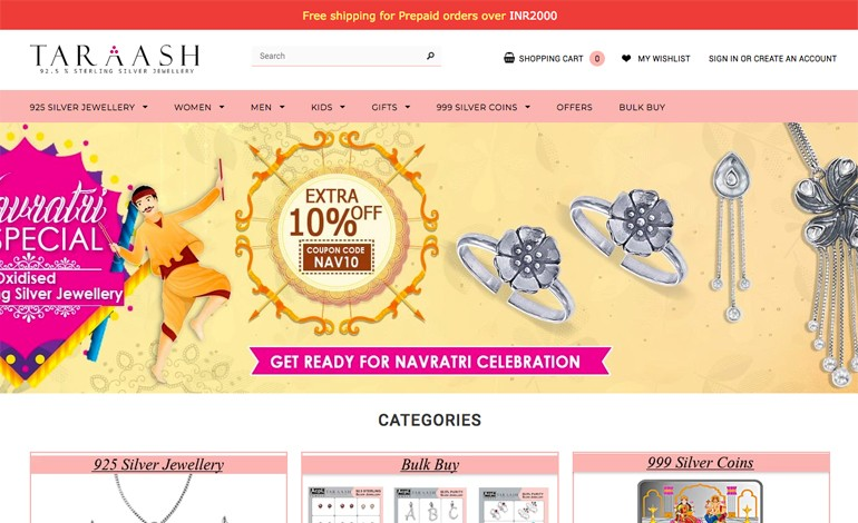 Taraash Jewellery