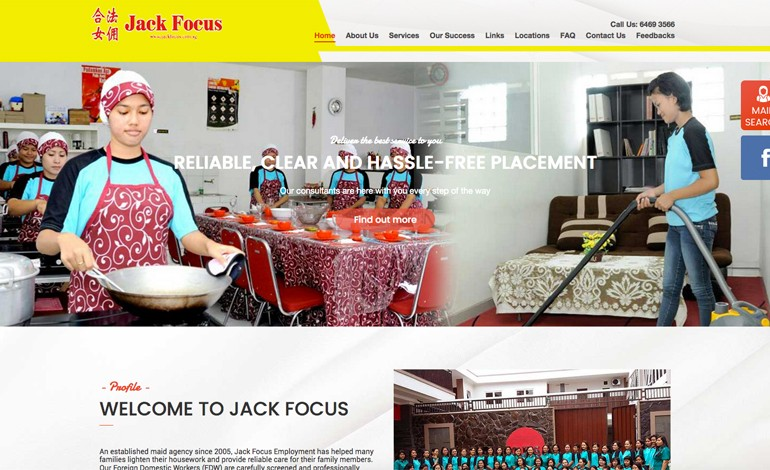 Jack Focus Employment Pte Ltd