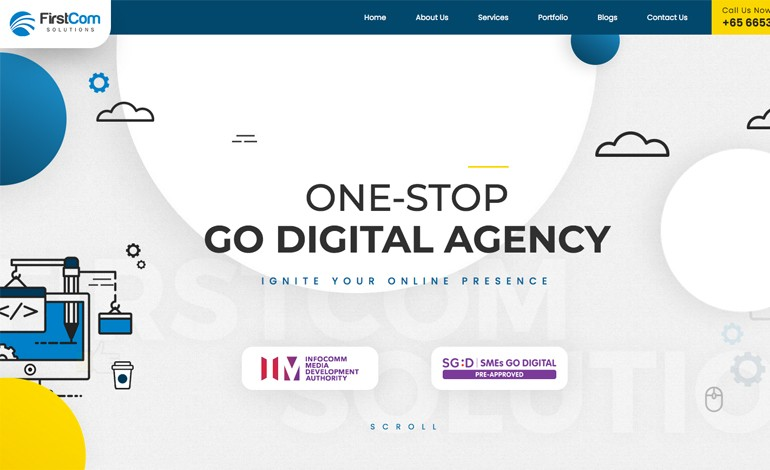 FirstCom Solutions Pte Ltd